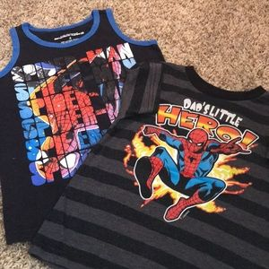 Other - 2 Spider-Man Tees
